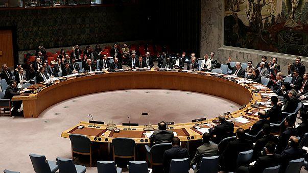 UN-Resolution für Syrien: Russland und China legen Veto gegen Sanktionen ein