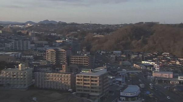 Erdbeben erschüttert Küste vor Fukushima