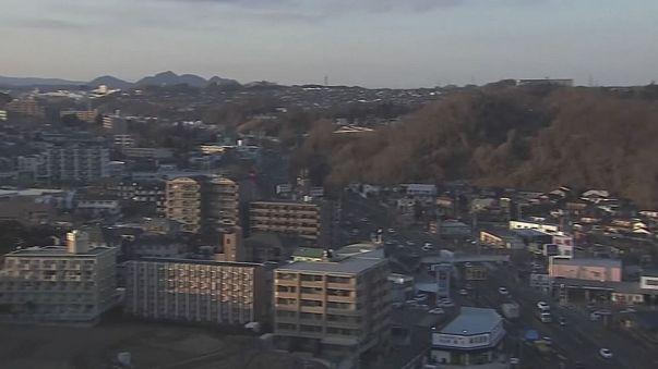 زلزال بقوة 5.6 درجات يضرب شمال شرق اليابان