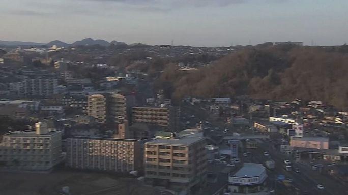 Japon: séisme de faible intensité près de Fukushima