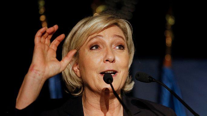 L'Europarlamento chiede la revoca dell'immunita' a Marine Le Pen