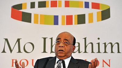 """Pas de lauréat 2016 pour le prix Mo Ibrahim de la """"bonne gouvernance"""" en Afrique"""