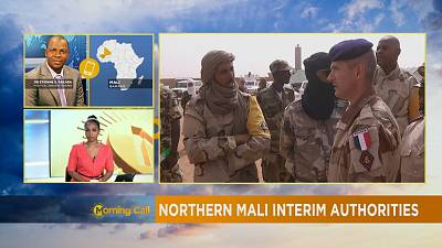 Nord du Mali : L'installation des aurtorités intérimaires imminente [The Morning Call]