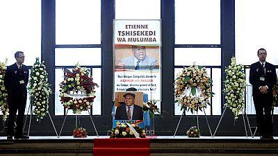 RD Congo : la dépouille d'Etienne Tshisekedi rentrera le 11 mars (famille)