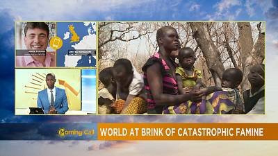 20 million are on brink of famine,UN [The Morning Call]