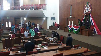 Suppression de la limite d'âge à la présidentielle en Gambie