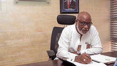 'I'm just a top civil servant' – Nigerian governor tells constituents