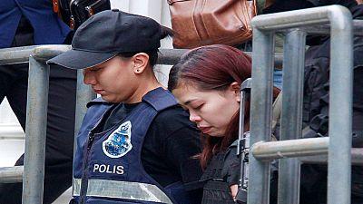 Corée du nord: deux présumées assassins de Kim inculpées