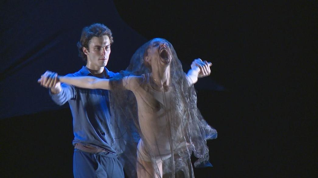 رقص باله در جشنواره بین المللی زمستانی هنر سوچی