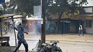 Un mort dans des manifestations au Togo