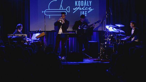 زولتان کدای، الهام بخش موسیقی جاز مدرن مجاری