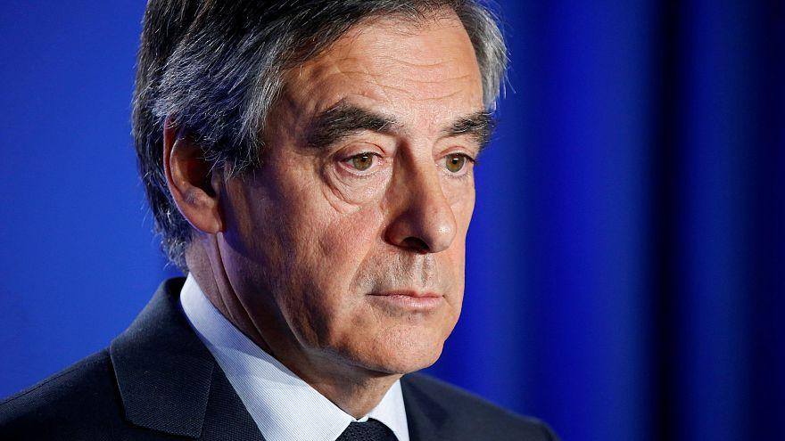 مرشح اليمين الفرنسي فرانسوا فيون يؤكد ترشحه إلى الانتخابات الرئاسية المقبلة رغم المسائل القضائية التي تحوم حوله