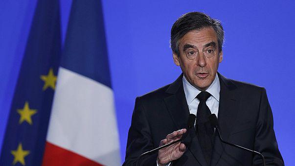 Франция: Фийон остается кандидатом в президенты