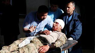 Al menos 16 personas han muerto en dos ataques suicidas en Afganistán, entre ellos dos insurgentes
