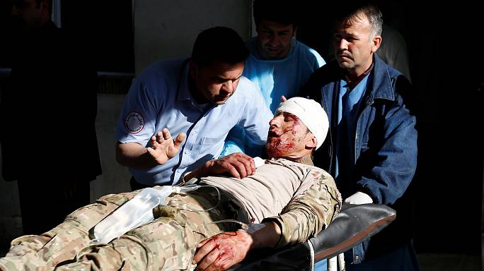 Taliban claims multiple deadly blasts in Kabul