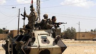 Sissi defends anti-Jihadists fight after Copts flee Sinai