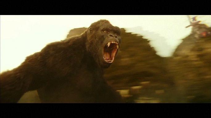 Kong dünyayı kurtaracak