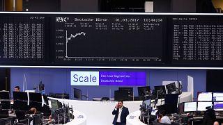 Emelkedő infláció, csökkenő munkanélküliség Németországban