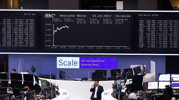 Allemagne : l'inflation dépasse l'objectif de la BCE