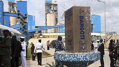 Dangote ends Nigeria's cement importation regime, enters exportation