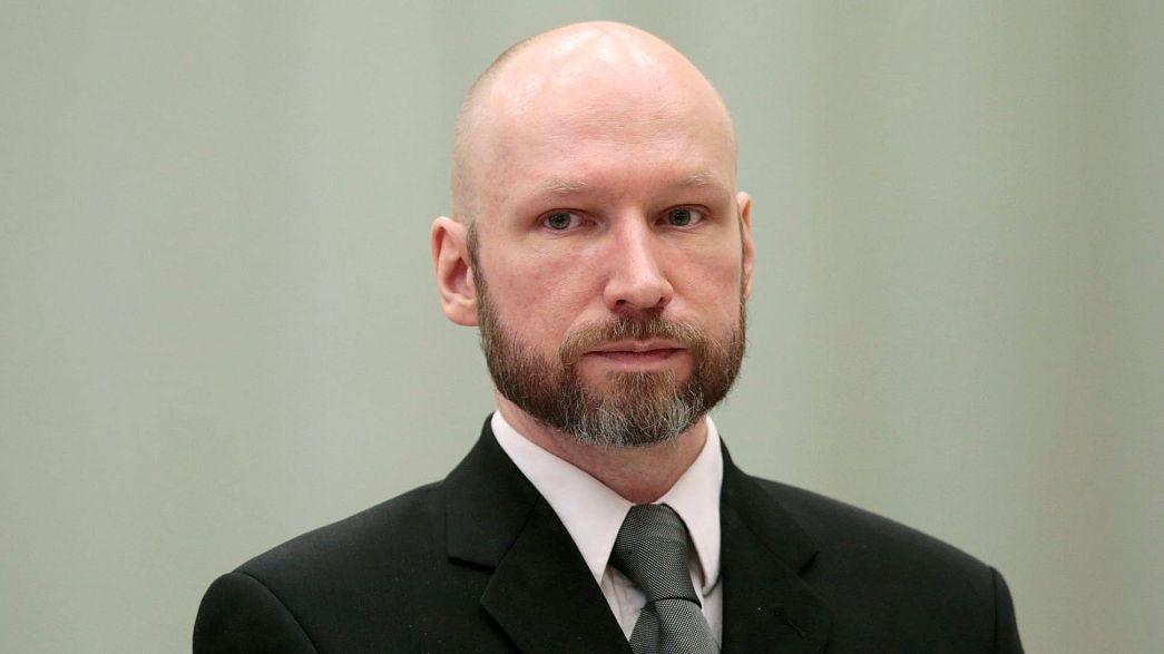 Breivik débouté par la Cour d'appel d'Oslo