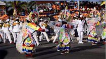 L'Angola célèbre son traditionnel carnaval