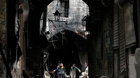 """Alep théâtre d'innombrables """"crimes de guerre"""""""