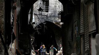 """BM: """"Halep'te tüm taraflar savaş suçu işledi"""""""