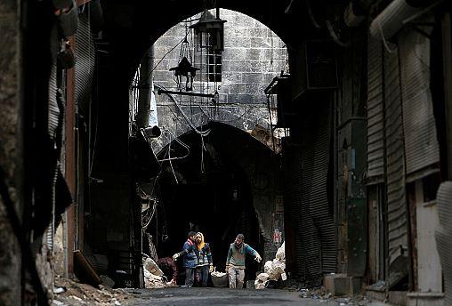 Un informe de la ONU señala que las fuerzas sirias atacaron a civiles con gas cloro