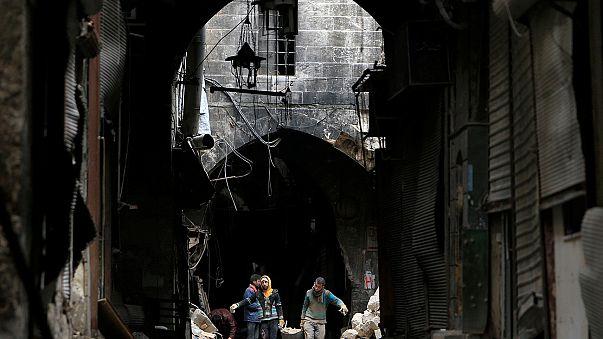 ООН: злочини проти цивільних у східному Алеппо