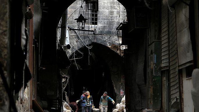 Kampf um Aleppo: Kriegsverbrechen auf beiden Seiten