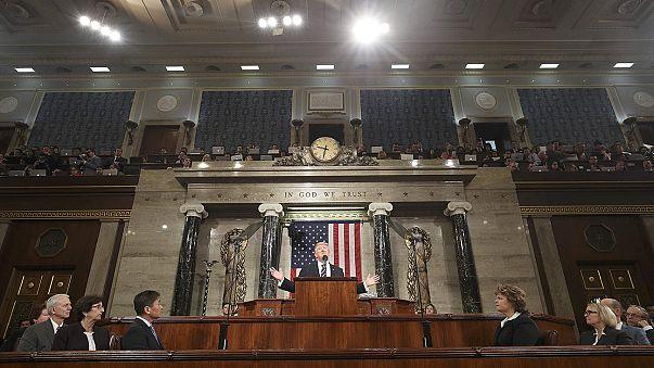 El primer discurso en el Capitolio muestra a un Trump más moderado ¿Es así?