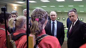 La Russie veut éradiquer le dopage
