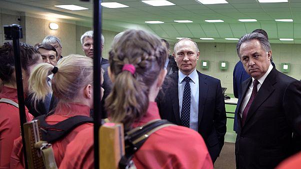 Putin räumt Mängel im russischen Anti-Doping-System ein