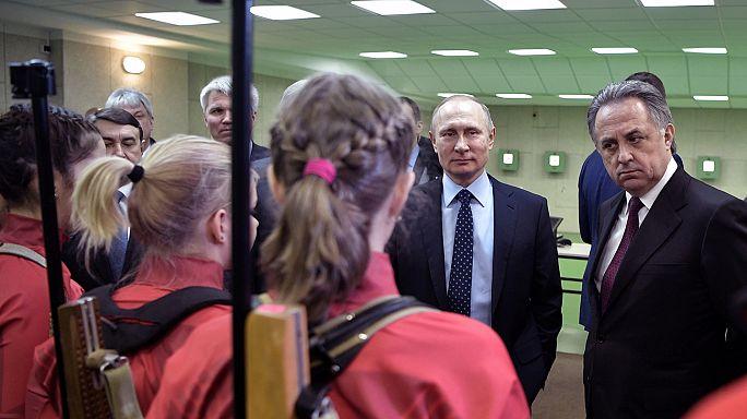 Dopping - Putyin elismerte, hogy hibáztak