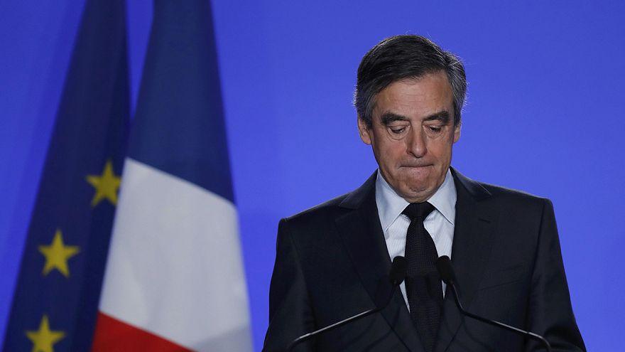 Франция: Франсуа Фийон намерен продолжить участие в избирательной гонке