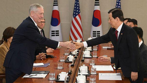 ABD, Kuzey Kore'ye yönelik askeri müdahale seçeneğini masaya yatırıyor