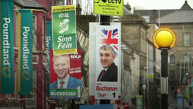 Northern Ireland election puts power-sharing in the balance