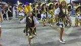 Kinder- und Jugend-Karneval in Rio