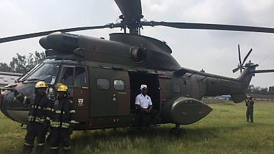 5-year-old boy trapped in SA mineshaft: Army joins retrieval efforts