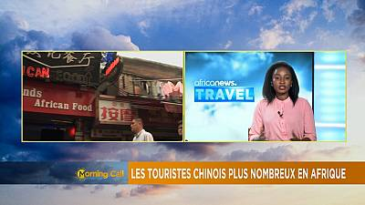 Chinese tourism to Africa spiked in 2016 [Travel on The Morning Call]
