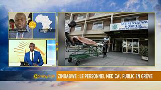 Zimbabwe : Les infirmières en grève [The Morning Call]