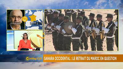 Sahara occidental : Le retrait du Maroc en question [The Morning Call]