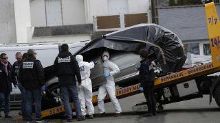 França: encontrados vestígios de família desaparecida há duas semanas