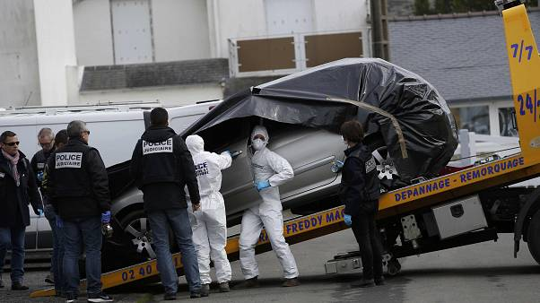 Mystery as family-of-four disappear in France