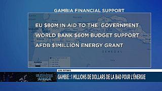 Gambie : 1 millions de dollars de la BAD pour l'énergie