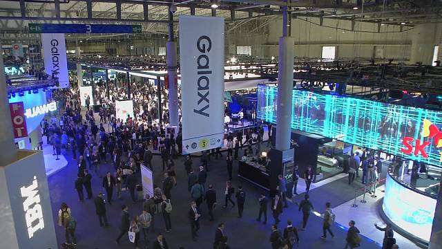 Nokia calls up nostalgia at the Mobile World Congress in Barcelona