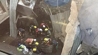 South Africa: Roof of major hospital collapses, injuries reported
