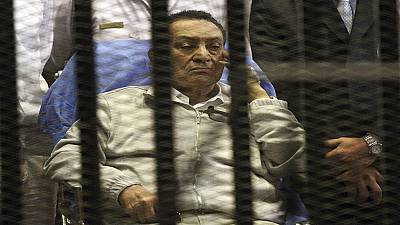 Egypt court acquits Hosni Mubarak of protesters' killing