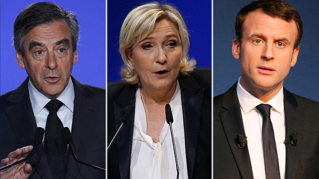 Vom Regen in die Traufe: Frankreich vor der Präsidentschaftswahl
